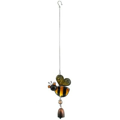 CUTE Bumble Bee wind chime.