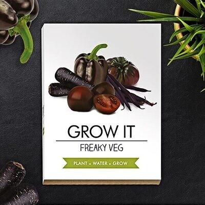 Grow It: Freaky Vegetables