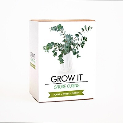 Grow It: Snore Curing Plant