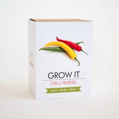 Grow It: Chilli Plants