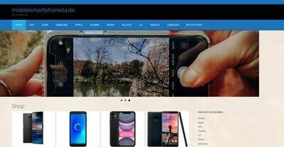 Amazon Affiliate Handy Shop  über 836 Artikel Online