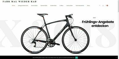 Fahrrad Shop mit 1452 Artikel online - Wordpress Amazon Affiliate