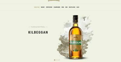 NEU - Webshop für Drinks und andere Getränke - Amazon Affiliate - NEU