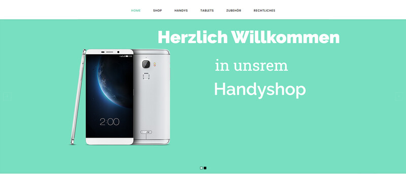 Webshop - Handy und Zubehör - 1232 Artikel - Wordpress Amazon Affiliate