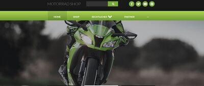 Motorrad Shop - Amazon Affiliate Shop - Alles für das Motorad - 1630 Artikel