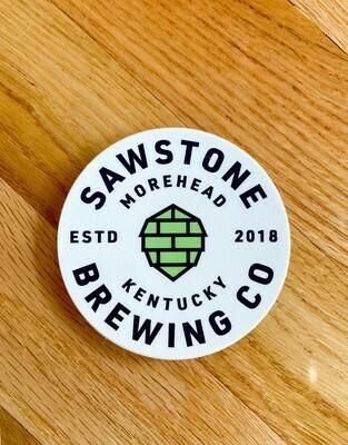 Sawstone Sticker