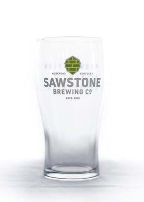16oz Brew Pub Glass