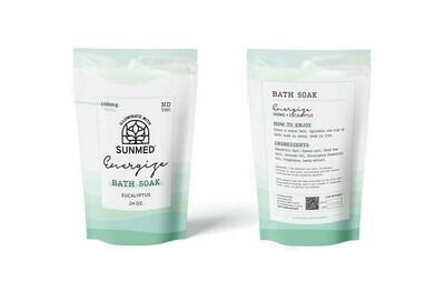 Bath Soak Eucalyptus