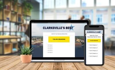 Custom Voting Page