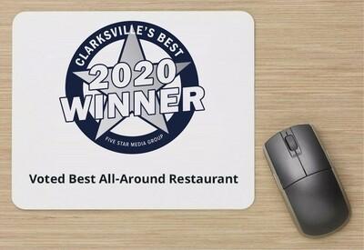 Clarksvilles Best Mouse Pad