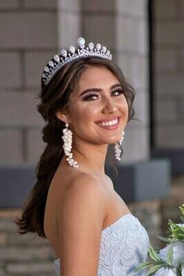 CHARLOTTE Swarovski Bridal Tiara