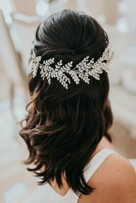 MIRABELLE Swarovski Bridal Headpiece