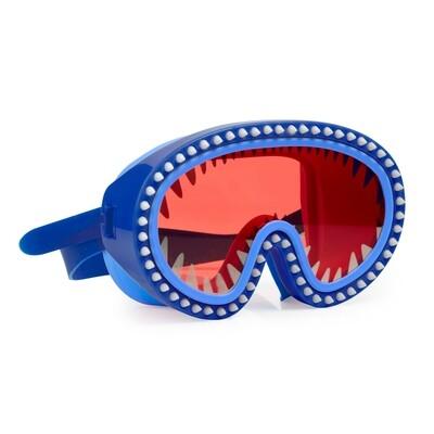 Bling20 - Shark Blue Dive Goggles