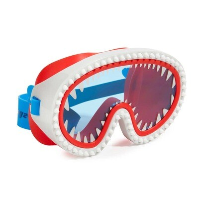 Bling20 - Shark Red Dive Goggles