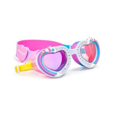 Bling20 - Unicorn Purple Pink Swim Goggles