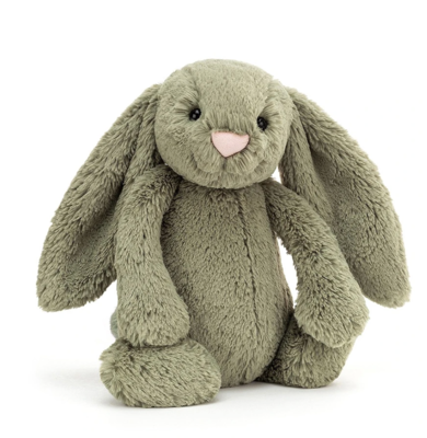 Jellycat Medium Bashful Fern Bunny