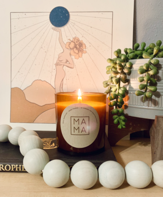 Strider MAMA Candle