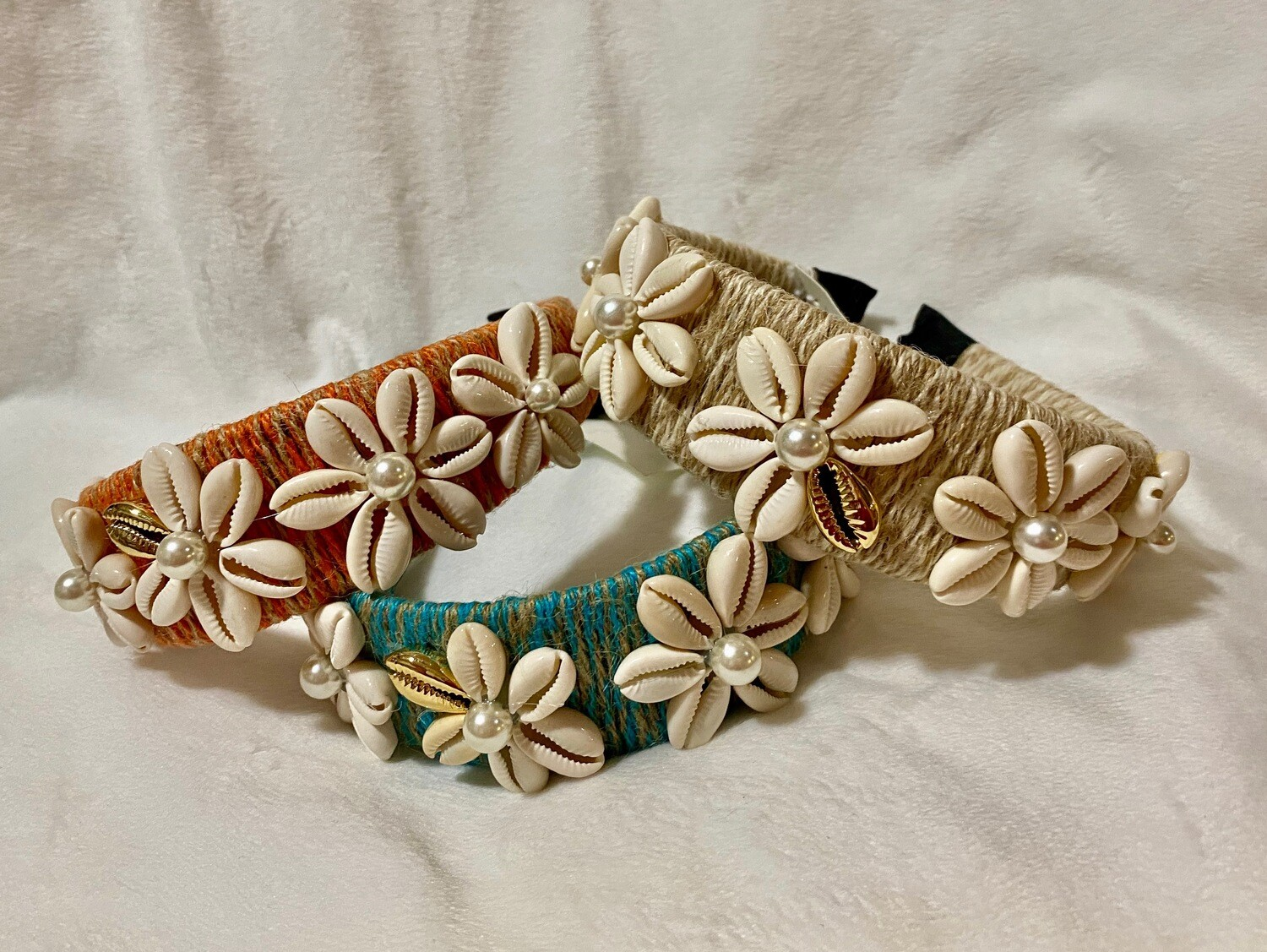Shell Headbands