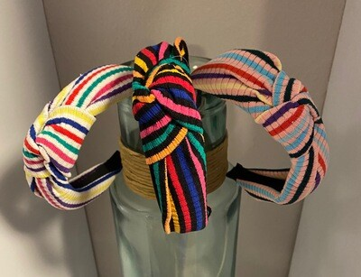 Color Lines Headband