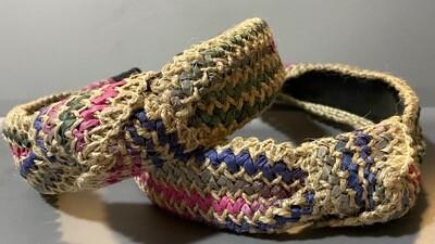 Raffia Braid Headband