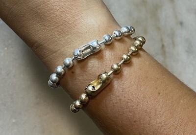 Army Lock Bracelet