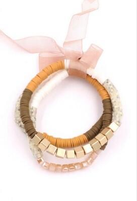 Earth Bracelet Set