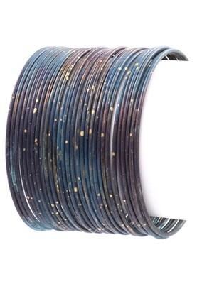 Slinky cuff bracelet