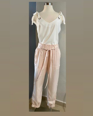 Pink Elegant Pant