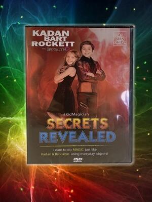 Secrets Revealed DVD