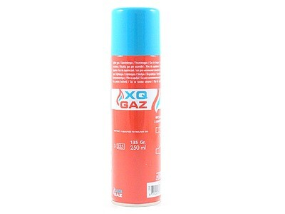 RICARICA GAS 250ml  268000010