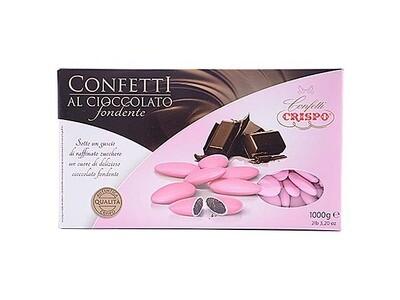 CONFETTI CIOCCOLATO ROSA  010240021