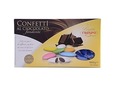 CONFETTI CIOCCOLATO BLU 1Kg 010240070