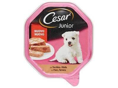 CESAR JUNIOR VITELLO-TACC.150gr 26836