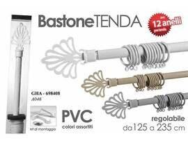 BASTONE TENDA 125x235cm 698408