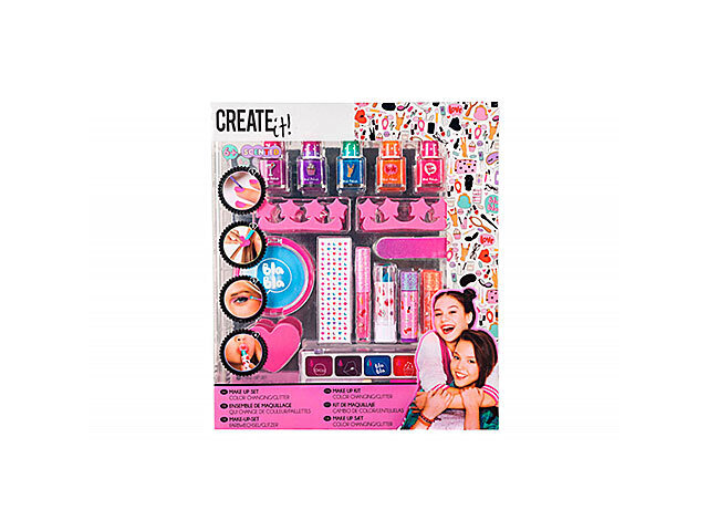 CREATE IT! MAKE UP SET DELUXECRE-84139