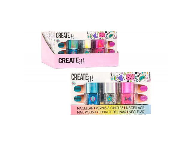 CREATE IT! SMALTI SET 3 PZ CRE-84134