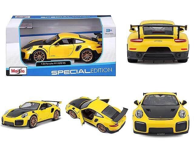 AUTO PORSCHE 911 GT2 RS 1:24 390815.006
