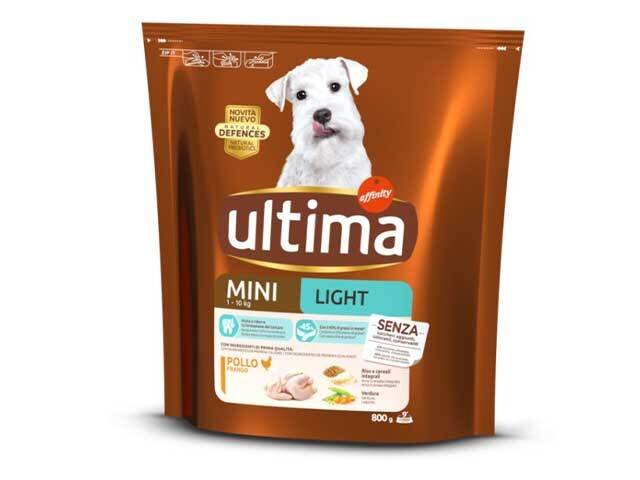 ULTIMA DOG MINI LIGHT POL.800gr 26931