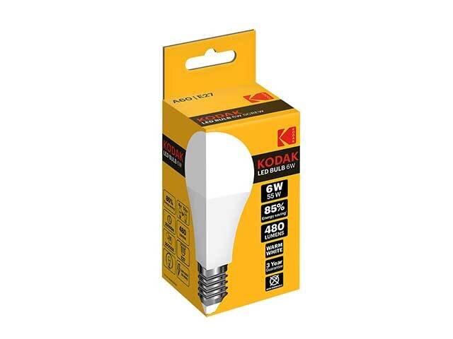 LAMPADA LED E27 6W 3000K 30415539