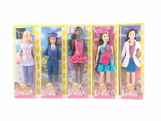 BARBIE CARRIERE DVF50-0