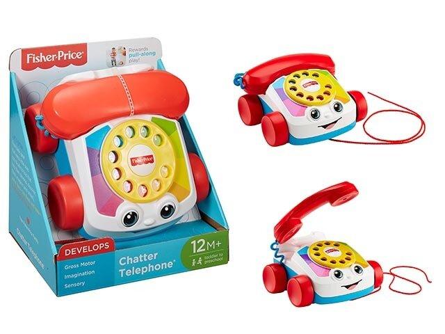 FISHER PRICE TELEFONO CHIACC. MT-FGW66