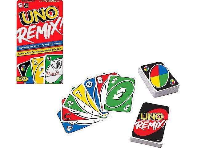 GIOCO UNO REMIX GXD71-0