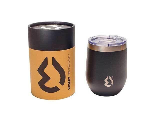 COFFEE MUG 310ml NERO CR0221