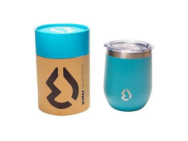 COFFEE MUG 310ml TURCHESE CR0224