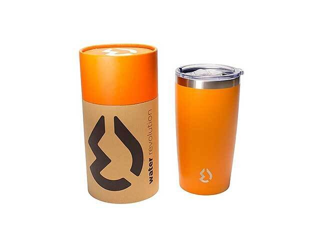 COFFEE MUG TERMICO 540ml ARANCIO CR0213