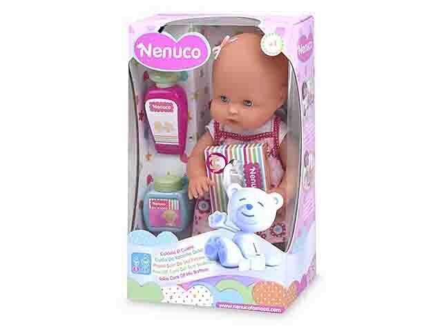 NENUCO BAMBOLA CURE GIRL 700010315