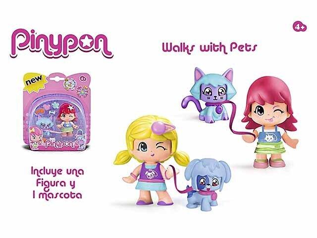 PINYPON CAMMINA CON I CUCCIOLI 70001336