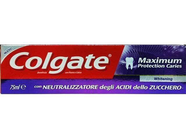 COLGATE DENTIFRICIO MAXIMUM 75ml