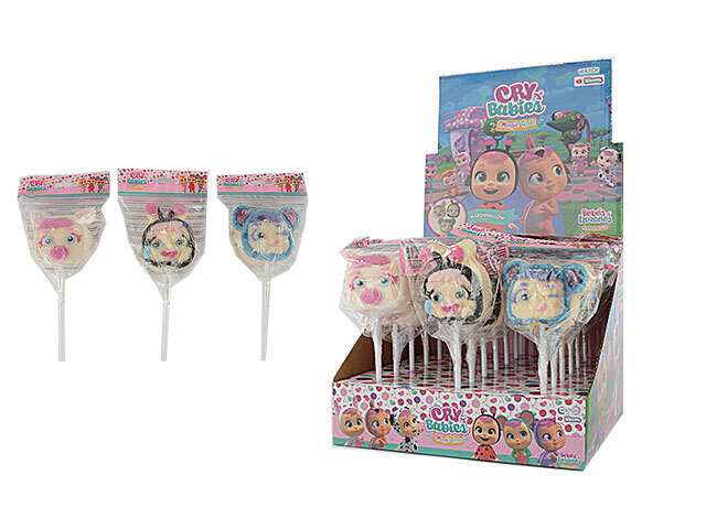CRY BABIES MARSHMALLOW 30g 18003