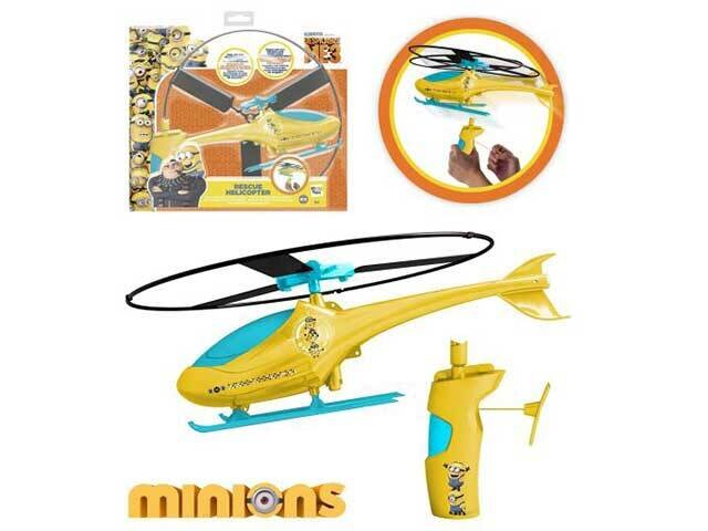 MINIONS  HELICOPTER 375185